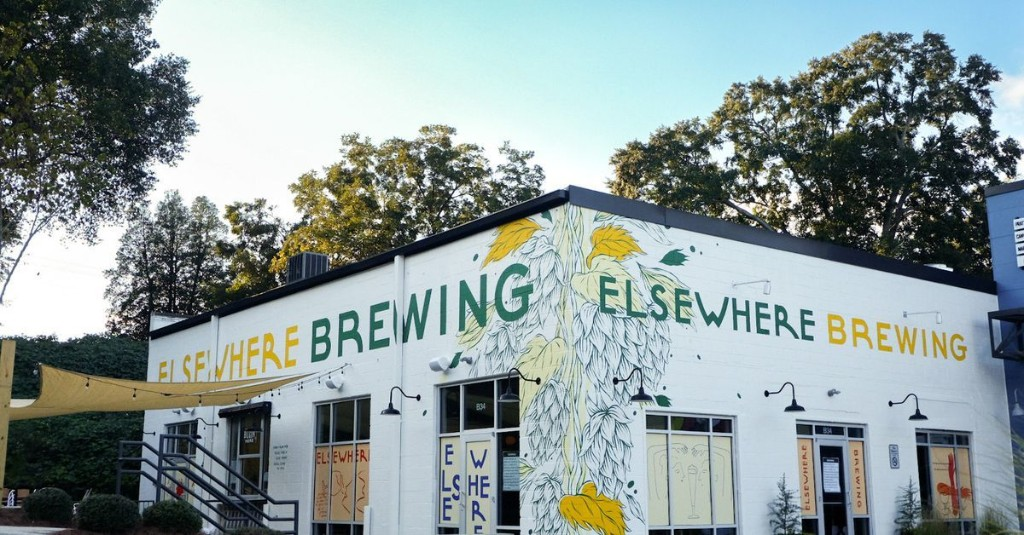 Grant Park Brewery and Taproom Elsewhere Brewing Opens at the Beacon This Weekend