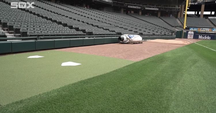 Watch: Stadium operations boss discusses changes at park for White Sox summer camp