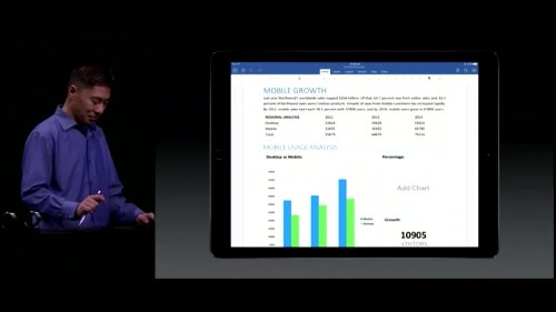 Microsoft updates Office for iOS apps to support iPad multitasking
