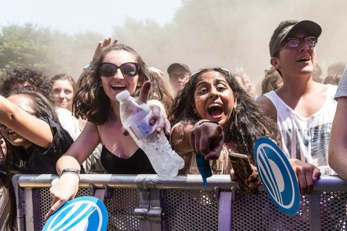 7 arrested, 119 hospitalized during first three days of Lollapalooza