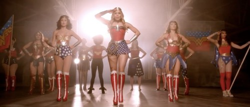 The director of this Wonder Woman mash-up wanted to 'match her epicness'