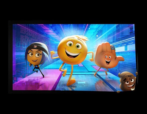 This is the first image from Sony's upcoming Emojimovie