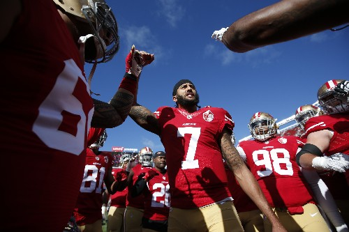 Colin Kaepernick Gets a Tryout