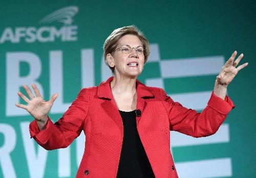 Elizabeth Warren proposes $85 billion grant for expanding rural internet access