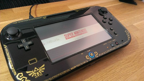 This Wii U GamePad console hack is the next best thing to having a Nintendo Switch