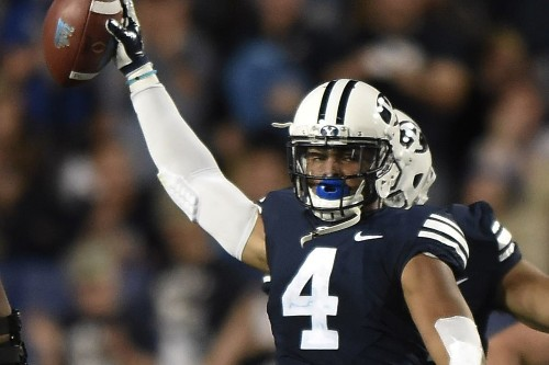 Report: Broncos will have a pre-draft visit with BYU linebacker Fred Warner