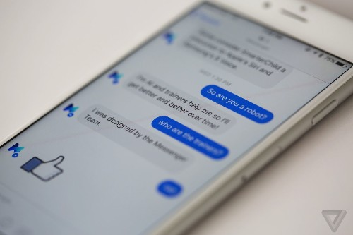 Hands-on with Facebook M: the virtual assistant with a (real) human touch