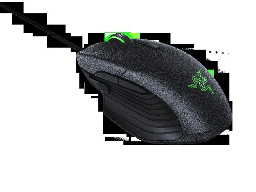 Razer's new mouse has a clutch for your thumb