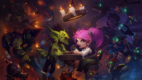 This is why Hearthstone succeeded online where Magic: The Gathering failed