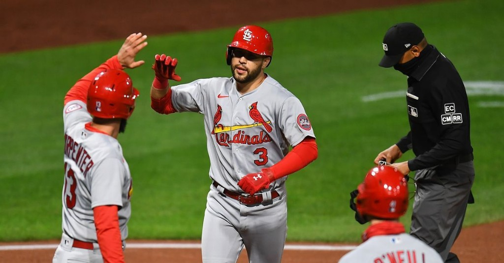 Ponce & Dylan Rock the Boat as Cards Sink Pirates 7-2!