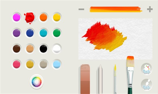 Microsoft's Fresh Paint drawing app comes to Windows Phone 8