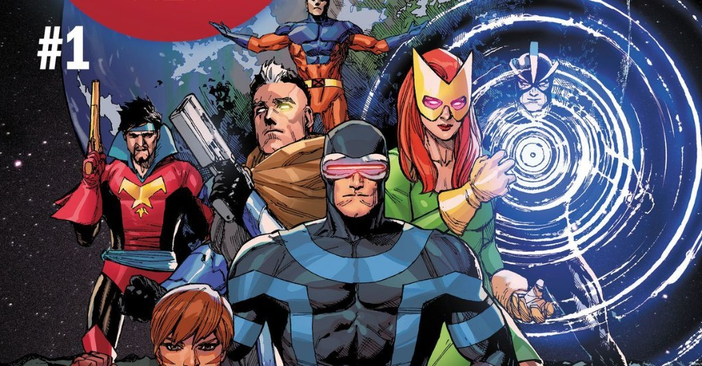 Marvel announces the future of the X-Men with six new titles at SDCC 2019