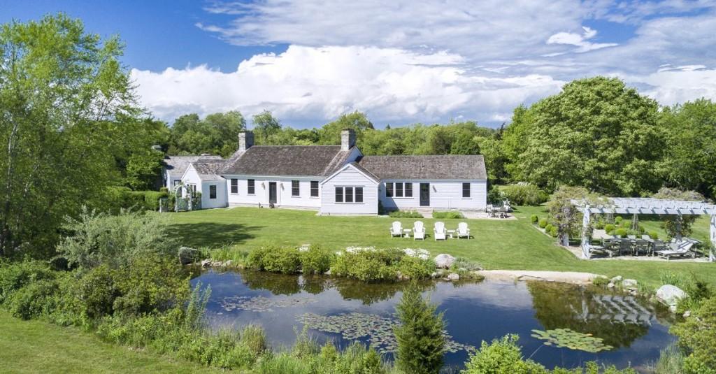 Breezy Cape Cod-style cottage asks $2.3M