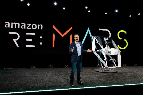 Amazon patents 'surveillance as a service' tech for its delivery drones