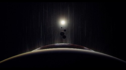 How sci-fi imagines inhabitable solar systems like TRAPPIST-1