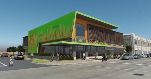 Collectively Owned Detroit People's Food Co-op Is One Step Closer to Opening in the North End