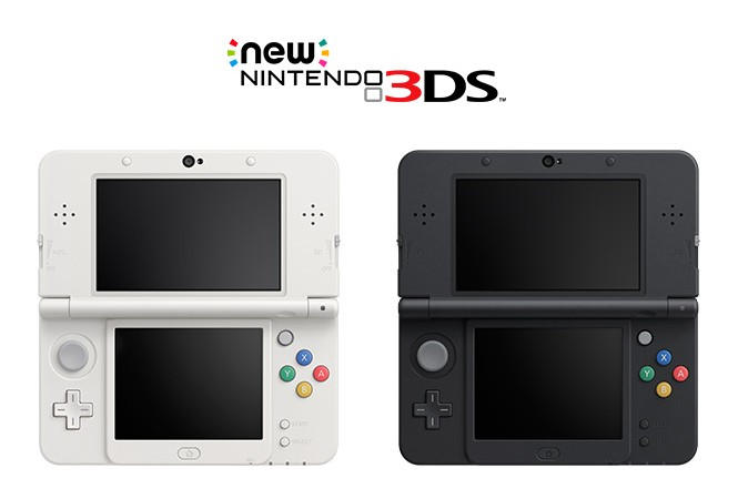 Nintendo introduces new 3DS and 3DS XL handhelds
