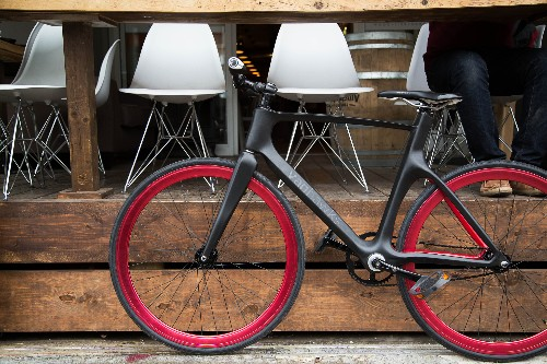 Smart bike can track rides and give directions