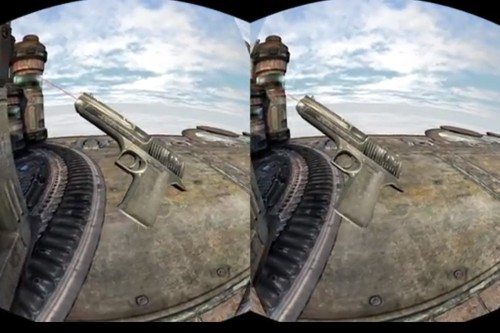 New Oculus Rift cover shooter is so realistic, players warned not to lean on virtual objects