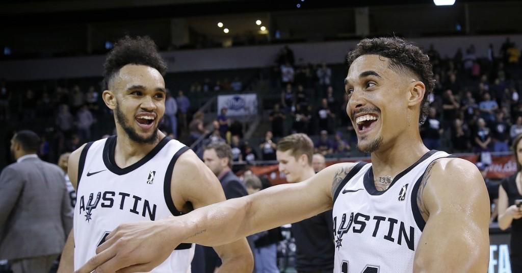 Should a Spurs lottery pick still get the Austin treatment?