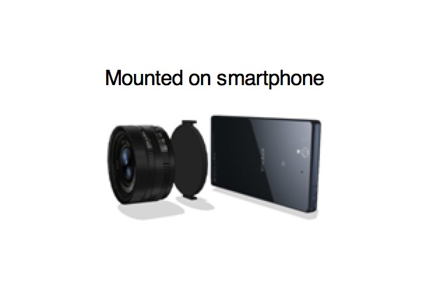 Sony reportedly close to releasing a high-end camera attachment for smartphones