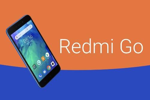 Xiaomi announces $65 Redmi Go for India