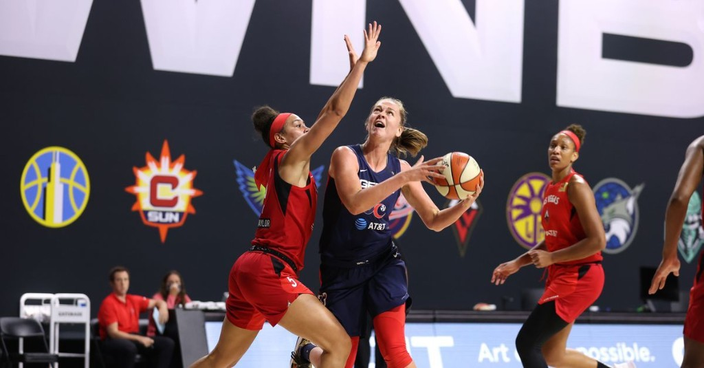Preview: Mystics look to beat Aces on Saturday
