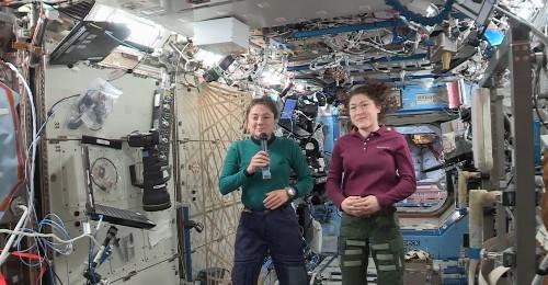 NASA is getting ready for the first all-female spacewalk — again