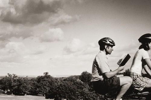 Cycling Novels – Beyond HG Wells and Tim Krabbé