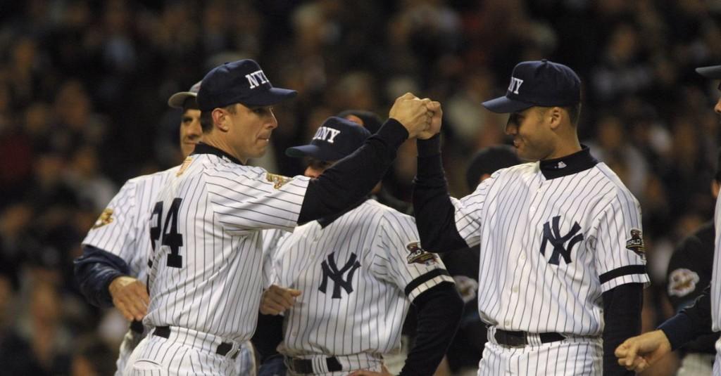 Building the Yankees Millennium Infield