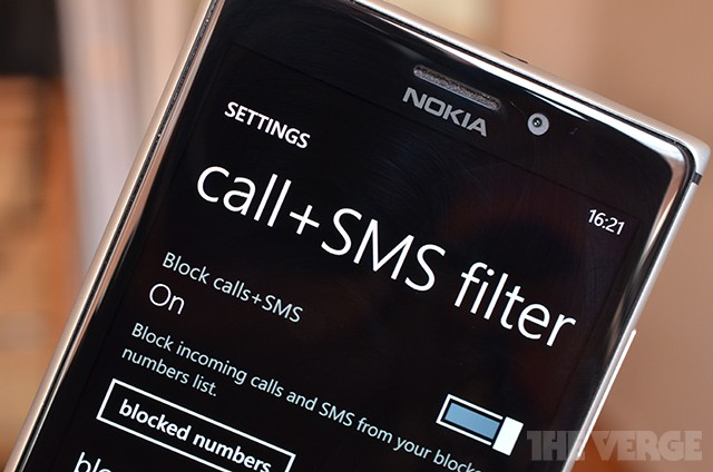 Windows Phone gets text and call blocking with latest Nokia update