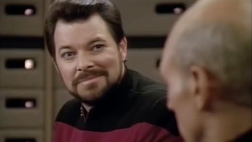 Star Trek fan gives William Riker the hilarious, strange TV show he deserves