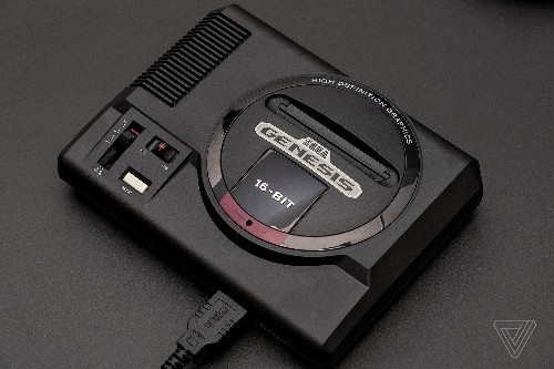 Here's where you can preorder the Sega Genesis Mini console
