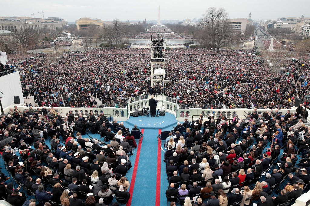 The investigation into Trump's inauguration money looks quite serious