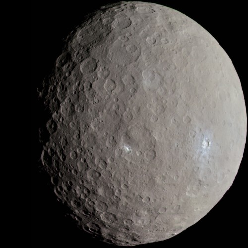 'Key ingredients for life' found on dwarf planet Ceres