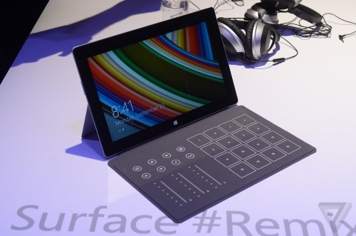 Surface blades: Microsoft bets on accessories as the future of tablets