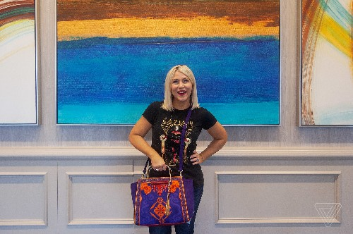 What's in your bag, Ashley Eckstein?