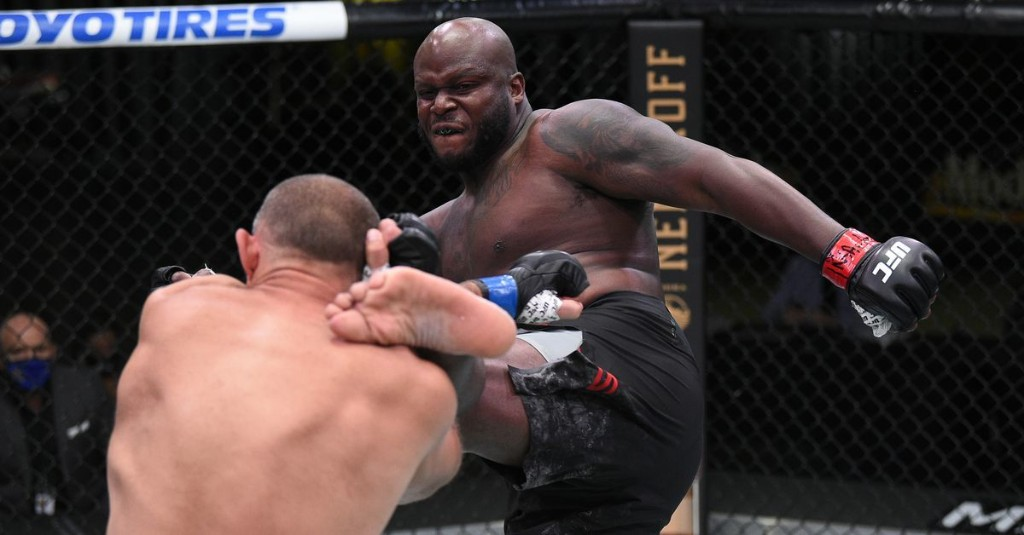 Derrick Lewis promises to be even scarier after more weight loss, ready to 'finish' Curtis Blaydes next