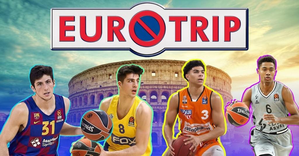 The 2020 NBA Draft EuroTrip