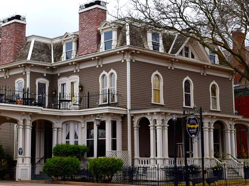 St. Paul's Historic Mansion Restaurant Closes Following Death of Its Chef