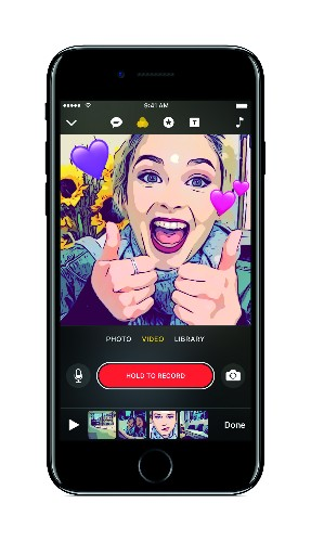 Apple's new Clips app makes social videos for other social networks