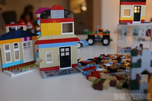 Augmented reality Lego is actually pretty cool