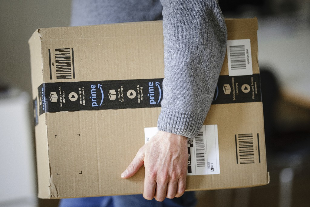 Amazon's 1-day shipping is convenient — and terrible for the environment