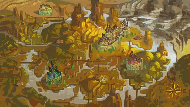 Double Fine follows 'Broken Age' Kickstarter success with strategy game 'Massive Chalice'