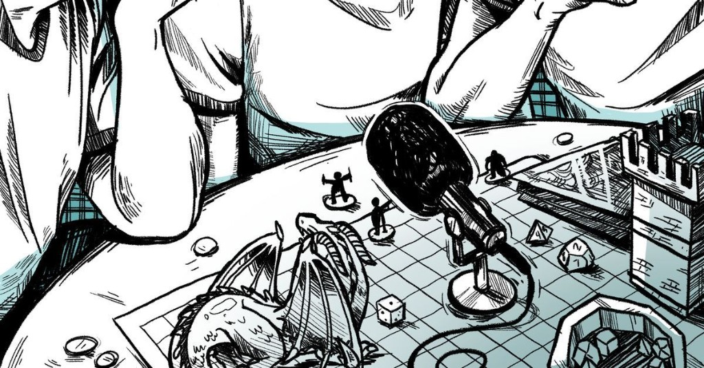 'The Adventure Zone' Is a Dungeons & Dragons RPG Podcast That Breaks All the Rules