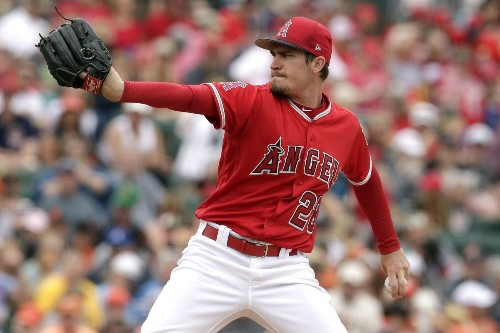 Angels rotation is starting to take shape