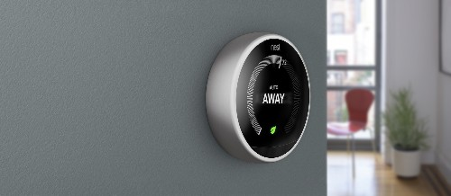 Nest can now use your phone to tell when you've left the house