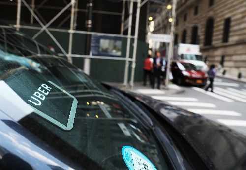 Uber sues to overturn New York City's cap on new ride-hail drivers