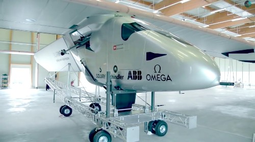 Solar Impulse 2 will begin its around-the-world flight on Monday