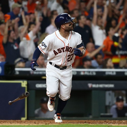 Astros Go to World Series; Alabama QB Injured